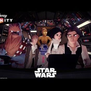 E3: Disney Infinity 3.0 To Include The Force Awakens, Tron, An Inside Out Sequel, And Possibly Captain EO