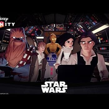 E3: Disney Infinity 3.0 To Include The Force Awakens Tron An Inside Out Sequel And Possibly Captain EO
