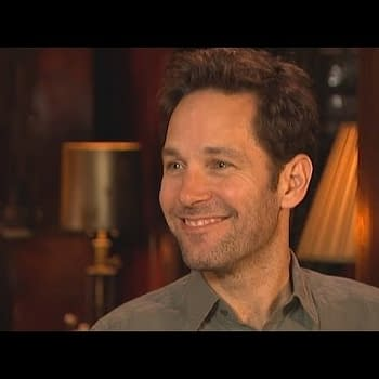 Paul Rudds Son Was Not Impressed &#8211 Behind The Scenes Of Ant-Man