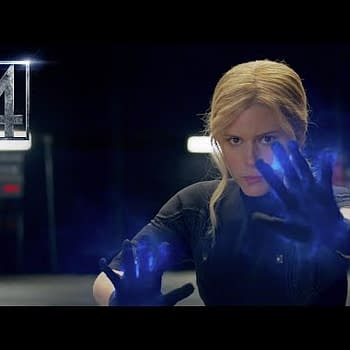 Fantastic Four Trailer &#8211 The Power Of Four