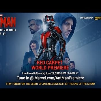 Marvel Will Stream Red Carpet Premiere Of Ant-Man Tonight