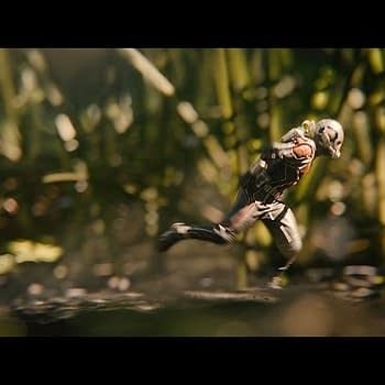 Trial By Fire&#8230 Or Rather Water In First Clip From Ant-Man