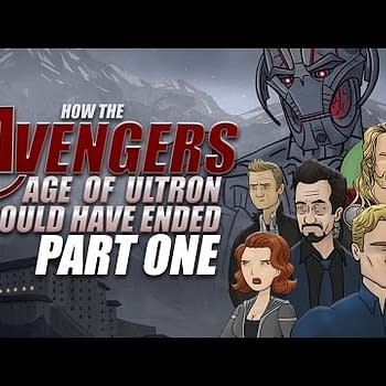 How Avengers: Age Of Ultron Should Have Ended&#8230 Part One