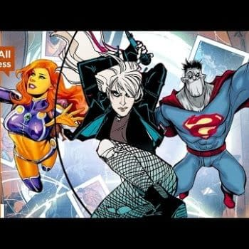 Dan Didio Talks In-Depth About The New Titles From DC Comics