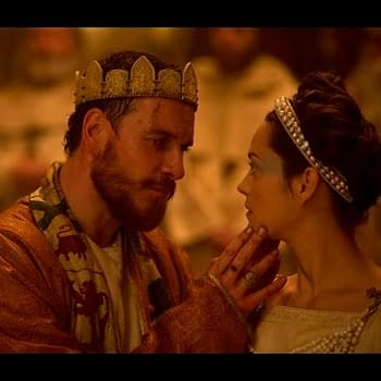 Michael Fassbender As Macbeth In First Trailer