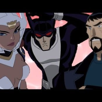Justice League: Gods And Monsters Chronicles Trailer