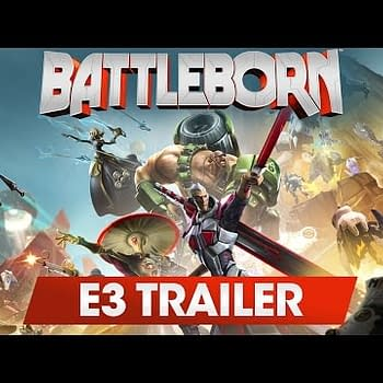 Battleborn Resurfaces With A Very Stylish Trailer