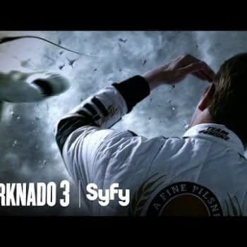 The Epic Third Film In The Sharknado Franchise Has A Trailer