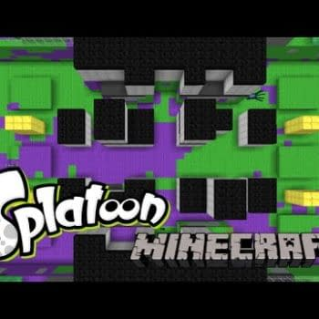 There Is Already A Splatoon Minecraft Mod