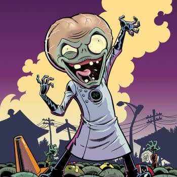 SDCC '15: Dark Horse Announces Plants Vs. Zombies: Garden Warfare By Tobin And Chabot