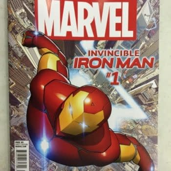 Retailer Posts Every Page From Marvel Preview Book, Out Tomorrow #MarvelOctober