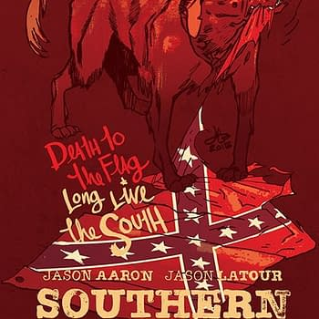Confederate Flags And Marriage Equality From Image Comics