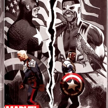 Sam Wilson, Captain America #1 From Nick Spencer And Daniel Acuna #MarvelOctober (UPDATE)