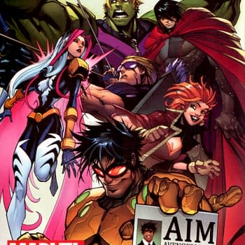 New Avengers Brings You The Avengers Idea Mechanism From Al Ewing And Gerardo Sandoval #MarvelOctober (UPDATE x2)