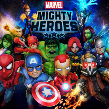 Marvel Mighty Heroes And Trends International On Removing X-Men Characters