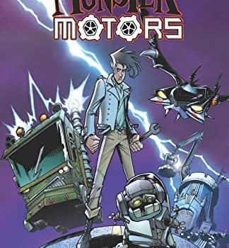 Brian Lynch &#038 Nick Roches Monster Motors Roars Into TPB This Week