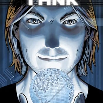 Are You Ready For Top Cow's Critically Acclaimed Series Think Tank This September?