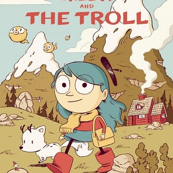 Luke Pearsons Hilda And The Troll Returns To Shelves In Paperback With A Few Changes