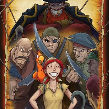 Rise Of A Pirate Queen: Preview Anne Bonnie #4