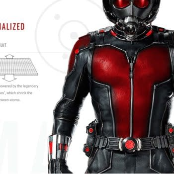 New Ant-Man Footage And Pym Particles Exist In The MCU