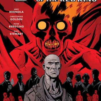 Old Friends + Big Evil: Preview Baltimore: Cult Of The Red King #2