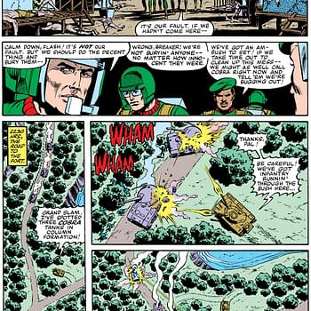 From Strip To Script &#8211 G.I. Joe: A Real American Hero #1