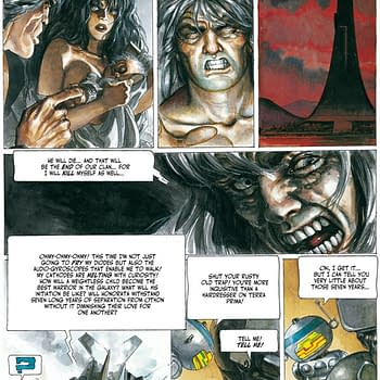 From Strip To Script &#8211 The Metabarons In Domestic Dispute