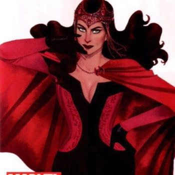 A New Scarlet Witch #1 From James Robinson #MarvelOctober (UPDATE)