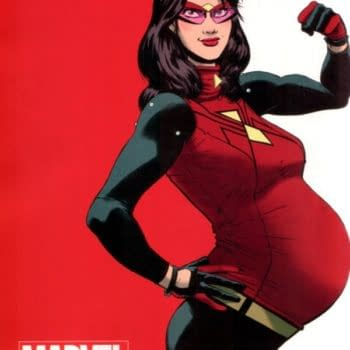 A Very Pregnant Spider-Woman By Dennis Hopeless And Javier Rodriguez #MarvelOctober (UPDATE)