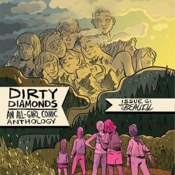 Kelly Phillips On Kickstarting Dirty Diamonds, An All-Girl Comic Anthology