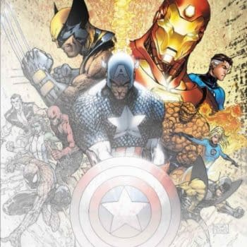 Marvel To Publish 'Adult Colouring Books'