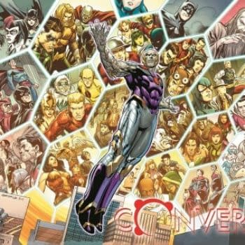 Exactly How The Convergence Comics Will Be Collected, Come October