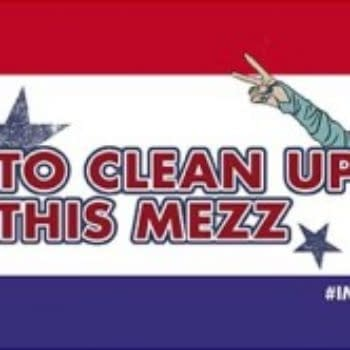 Go On, Let's All Use The #IM4PREZ Hashtag For Nefarious Purposes