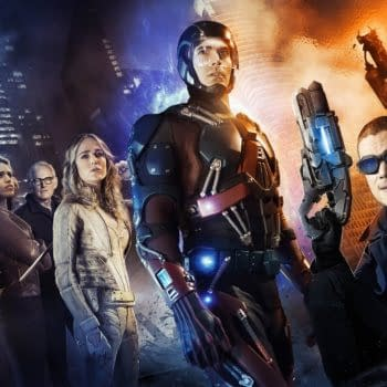 Five Thoughts For Season 2 Of Legends Of Tomorrow