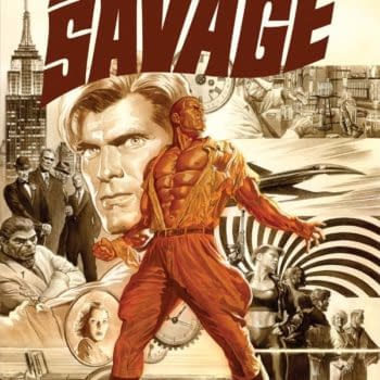 Free On Bleeding Cool – Doc Savage #1 By Chris Roberson And Bilquis Evely