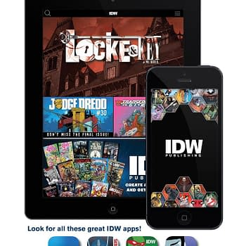 IDW Shifts To A New Series Of Comic Apps Powered By Madefire &#8211 Ted Adams Discusses The Launch