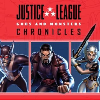 Justice League: Gods And Monsters Web Series Gets Start Date