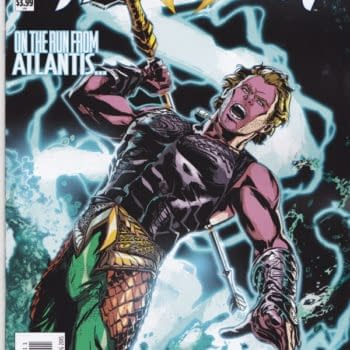Who Has The Bigger Package? Aquaman Or Constantine?