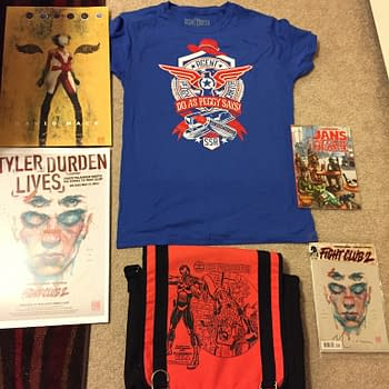 Swag! SE: NYC Edition – Fight Club 2, Agent Carter & More