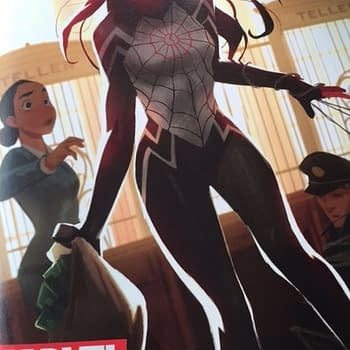 Silk Goes Supervillain With Robbie Thompson And Stacey Lee #MarvelOctober (UPDATE)