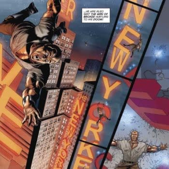Michael Uslan Wraps Up His Writer's Commentary On Justice, Inc.