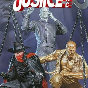 Writer's Commentary – Justice, Inc. Book Two And Three
