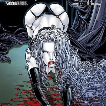 Lady Death: Apocalypse #5 In Shops This Week From Boundless