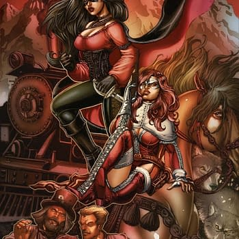 Joyce Chin Covers Lady Rawhide / Lady Zorro #3