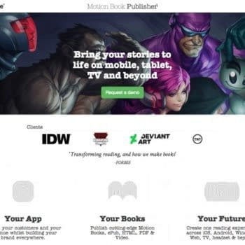 Make Money With Madefire! A New Way To Publish Comics Digitally