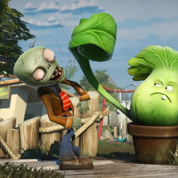 A New Plants Vs. Zombies: Garden Warfare Is Coming Next Year