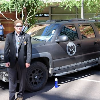 The Cars And Cosplay Of Phoenix Comic Con (Photogallery)