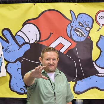 Talking With Eric Mengel About The 20 Year History Of Ocho At Phoenix Comic Con