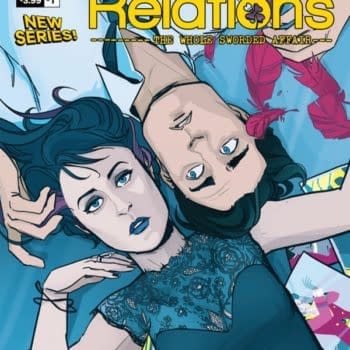 Public Relations, The First Comic From Devils Due/1First Comics From Matthew Sturges, Dave Justus, David Hahn And Annie Wu