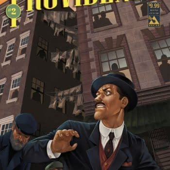 Advance Review: Hold Onto Your Hats For Providence #2